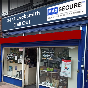 Locksmith store in Edmonton